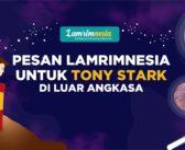 Surat Untuk Tony Stark di Luar Angkasa