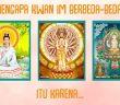 Mengapa Kwan Im Berbeda-Beda