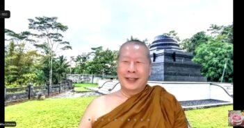 "Magha Puja KMB Dhammasena Trisakti School of Management ""The Essentials of Dhamma"""