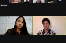 Morgan Oey bicara soal Candi Borobudur dan anak muda Indonesia di Lamrim Talk
