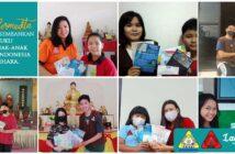 Lamrimnesia x IPGABI Rayakan Waisak dengan Bagi Buku Dharma untuk Anak Buddhis Indonesia
