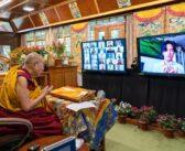 Dialog Dalai Lama Bersama Siswa-Siswi Indonesia